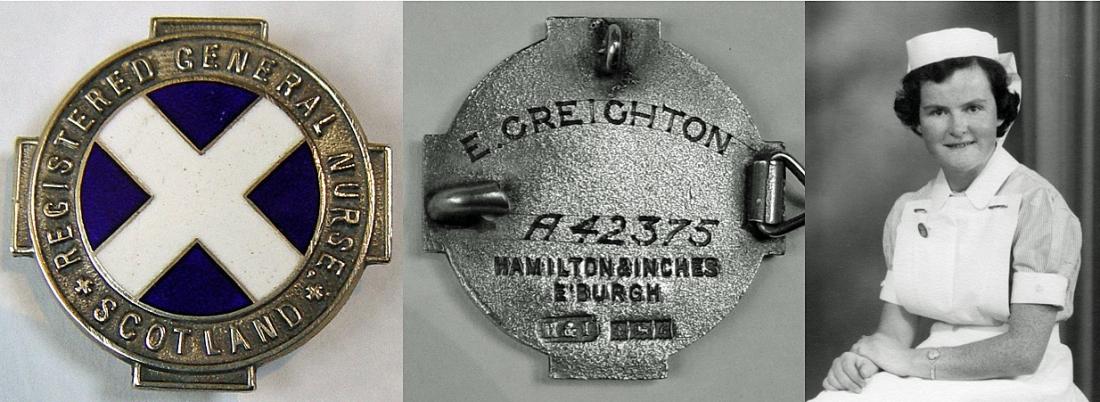 E Creighton and badge edited